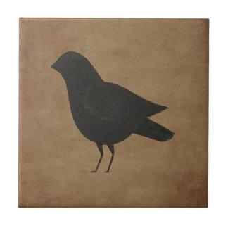 Primitive Crow Tile