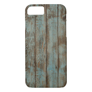 wholesale dealer 6347d c9fd6 primitive farmhouse western country barn wood iPhone 8/7 case