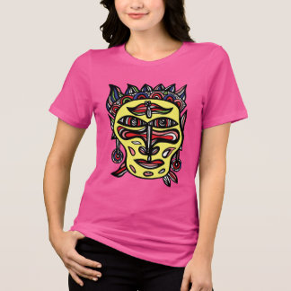 """""""Primitive Mask"""" Women's Relaxed Fit Shirt"""
