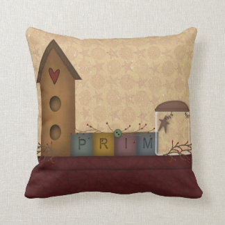 Primitive Shelf Pillow