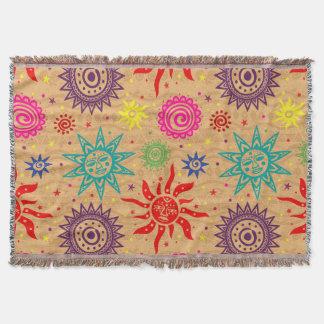 Primitive Warm Design - SRF Throw Blanket