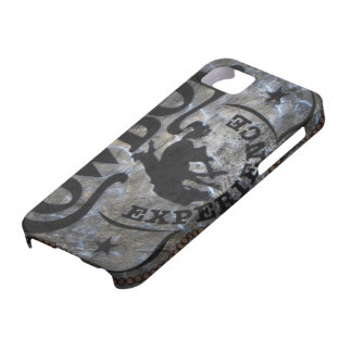 Primitive western country Horse cowboy rodeo iPhone 5 Covers