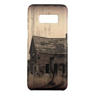 Primitive Western Country rustic farm old barn Case-Mate Samsung Galaxy S8 Case