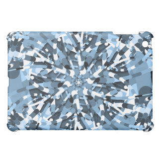 Primordial Egg - Multi color abstract burst Cover For The iPad Mini