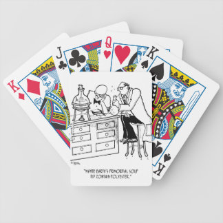 Primordial Soup Cartoon 9477 Bicycle Playing Cards