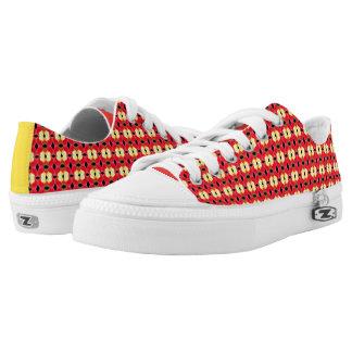 Primrose Patterned Sneakers