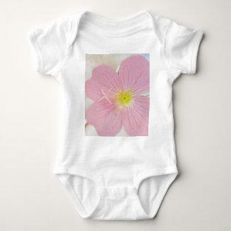 primrose pink baby bodysuit