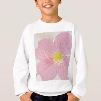 primrose pink sweatshirt