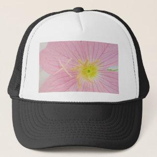 primrose pink trucker hat