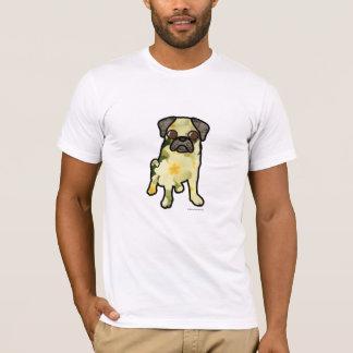 Primrose Pug T-Shirt