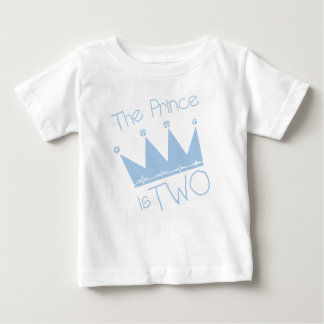 Prince 2nd Birthday Baby T-Shirt