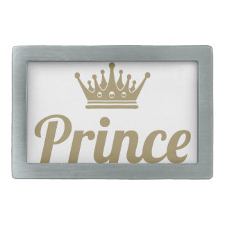 Prince Belt Buckle