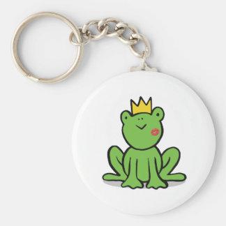 Prince Charming Frog Key Chain