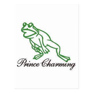Prince Charming Postcard