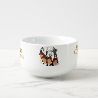 Prince Derek Sketch Soup Mug