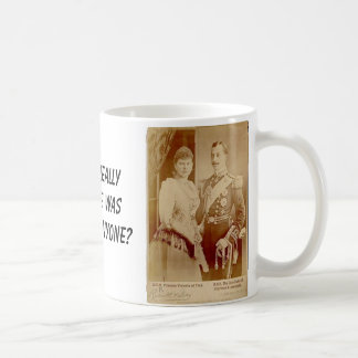 Prince Eddie, Did h... Coffee Mug