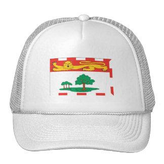 PRINCE EDWARD Flag Trucker Hat