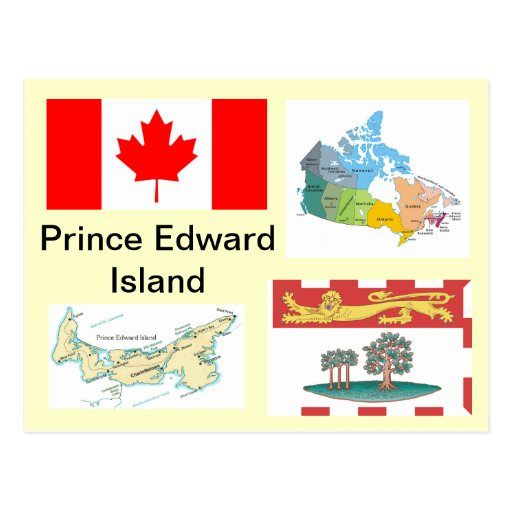 Prince Edward Island, Canada Post Cards