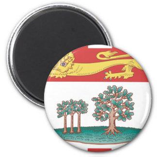 Prince Edward Island flag Magnet