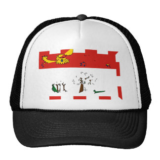 prince-edward-island-Flag Trucker Hat