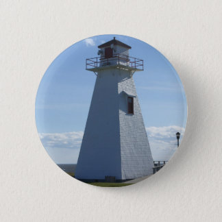 Prince Edward Island-Lighthouse 2 Inch Round Button