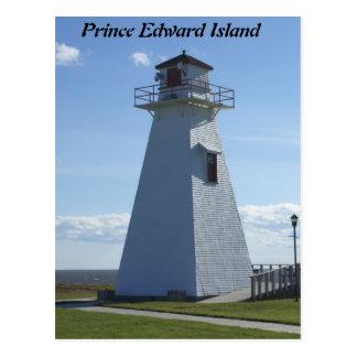 Prince Edward Island-Lighthouse Postcard