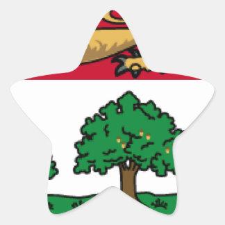Prince Edward Island Star Sticker