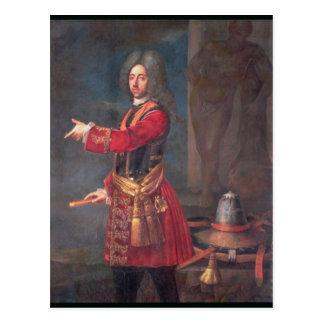 Prince Eugene of Savoy Postcard