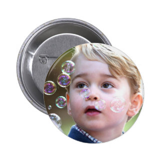 Prince George of Cambridge 2 Inch Round Button
