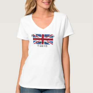 Prince George of Cambridge T-Shirt