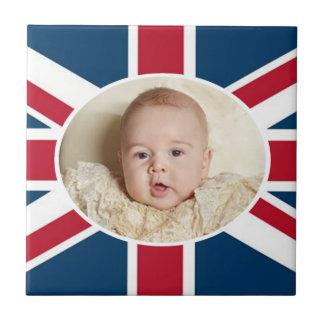 Prince George - William & Kate Ceramic Tile