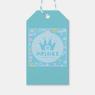 Prince Gift Tags