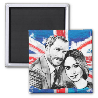 Prince Harry engagement Magnet
