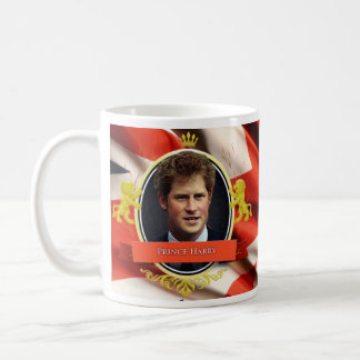 Prince Harry Historical Mug
