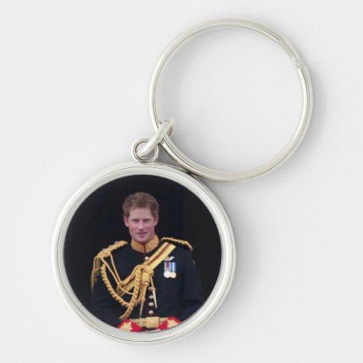 Prince Harry Key Chain