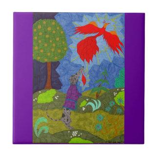 Prince Ivan & the Firebird Tiles