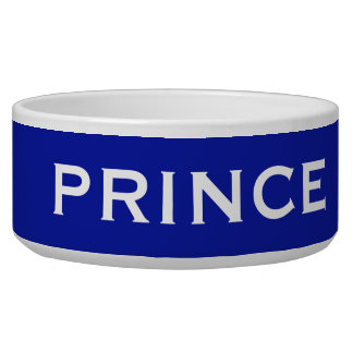 Prince of Pooches Special Funny Male Dog Name