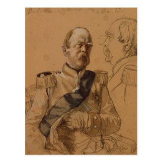 Prince Otto von Bismarck Postcard