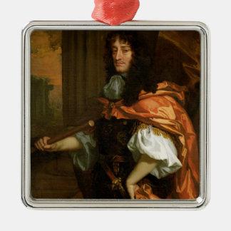 Prince Rupert (1619-82), c.1666-71 (huile sur la Ornement Carré Argenté