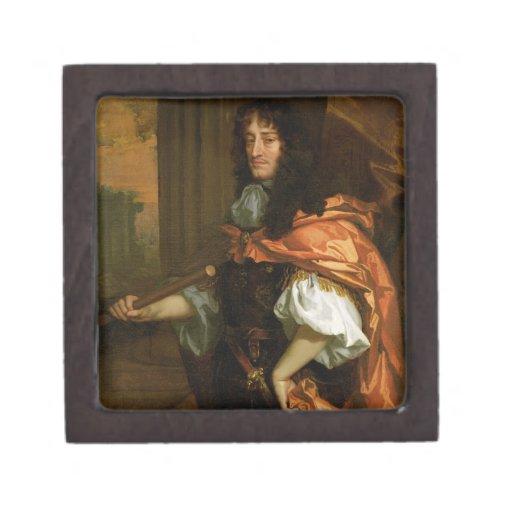 Prince Rupert (1619-82), c.1666-71 (huile sur la t Coffrets Cadeaux De Première Qualité