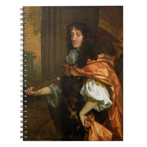 Prince Rupert (1619-82), c.1666-71 (huile sur la t Carnets À Spirale