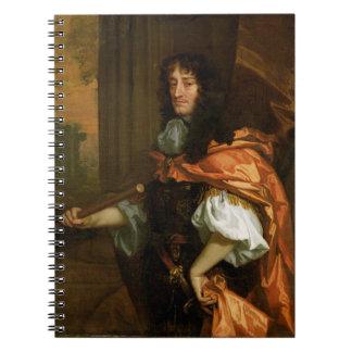 Prince Rupert (1619-82), c.1666-71 (huile sur la t Carnets