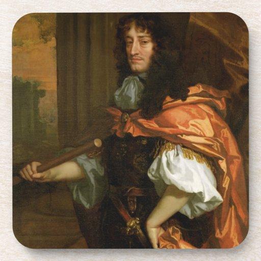 Prince Rupert (1619-82), c.1666-71 (huile sur la t Sous-bock