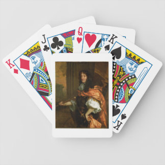 Prince Rupert (1619-82), c.1666-71 (huile sur la t Jeux De Cartes Bicyle