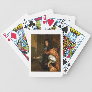 Prince Rupert (1619-82), c.1666-71 (huile sur la t Jeu De Poker