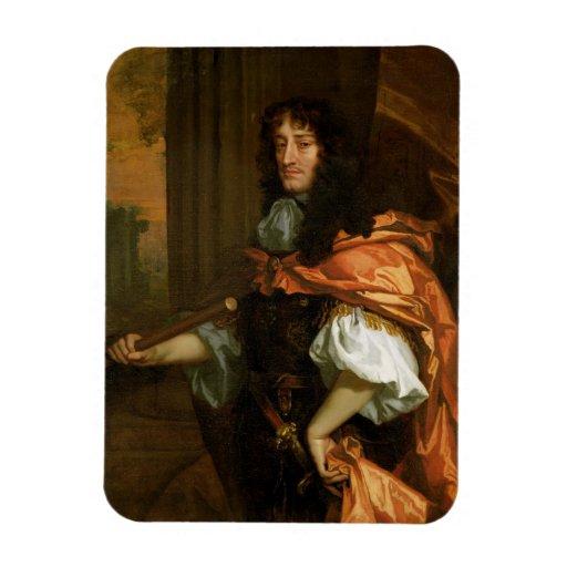 Prince Rupert (1619-82), c.1666-71 (huile sur la t Magnets Souples