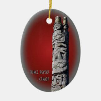 Prince Rupert Ornament Personalized BC Souvenirs