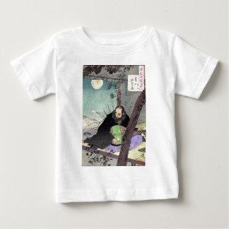 Prince Semimaru - Yoshitoshi Taiso - 1880 - woodcu Baby T-Shirt