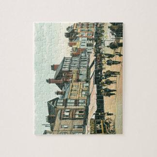 Prince Street, Bridlington (1900) Jigsaw Puzzle