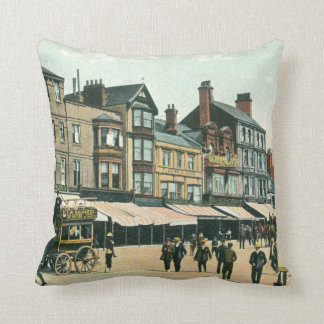 Prince Street, Bridlington (1900) Throw Pillow